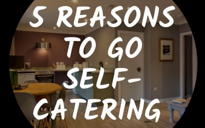 5 Reasons to go Self-Catering